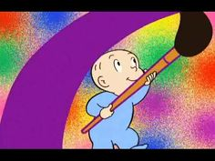 Great for sub video: Harold and the purple crayon: Harold The Artiste Art Videos For Kids, Art For Kids, Art Sub Plans, Kindergarten Colors, Purple Crayon, Art Lessons Elementary, Art And Technology, Educational Videos, Art Classroom