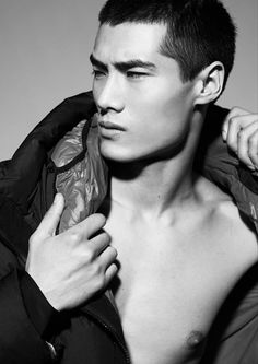 Chinese Model Hao Xiang Yun