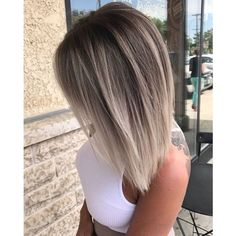 Ash Blonde Hair How To Get Perfect Ash Blonde Hair Color ❤ liked on Polyvore featuring beauty products, haircare and hair color