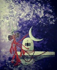 Shiva Rudra Shiva, Mahakal Shiva, Shiva Art, Hindu Art, Saraswati Painting, Lord Shiva Painting, Shiva Shankar, Shiva Linga, Om Namah Shivay