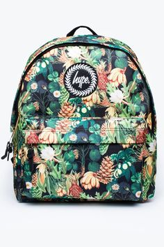 HYPE LILY PAD FLORAL BACKPACK - Bags - HYPE®