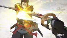 Yasuke [Official Trailer] Original Netflix Anime Series Netflix April, New Netflix, Netflix Trailers, Netflix Anime, Official Trailer, Anime Shows, Samurai, Cartoon Movies, Anime