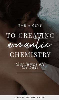 "There is one thing that no great romance can go without and that's chemistry. Whether you're writing a romance novel or crafting a romantic subplot, chemistry is the magic that takes a relationship from ""meh"" to magnetic. Follow these four keys to crafting romantic chemistry that will keep readers hooked. #romance #romancenovels #writers #authors #writingtips Writing Genres, Writing Romance, Writing Characters, Romance Authors, Fiction Writing, Writing Advice, Writing A Book, Writing Ideas, Plotting A Novel"