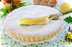 Tarte à La Crème Au Citron Thermomix - Page 2 sur 3 - Tasties Foods Cookie Desserts, No Bake Desserts, Delicious Desserts, Yummy Food, Food Cakes, Cupcake Cakes, Biscotti, Sweet Recipes, Cake Recipes