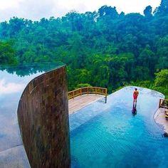 Infinity Pools, Bali #travelinspiration