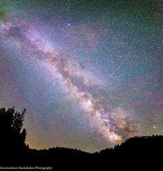 Into The Dark Sky.... by KONSTANTINOS BASILAKAKOS on 500px