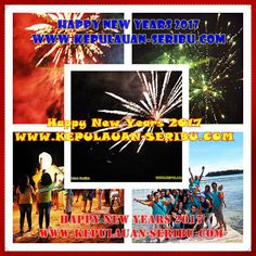 Pulau Seribu Island will be flooded with tourists from abroad on the day of Christmas and year-end 2016 and welcome the beginning of the New Year 2017.