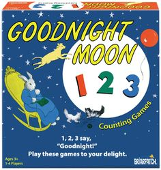 Goodnight Moon 123 Counting Game