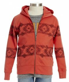 Navajo Hood - Jackets & Sweatshirts - Shop - boys | Peek Kids Clothing