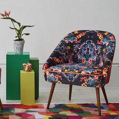 The Marchena Chair In Fierce Beauty