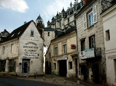 Loire Valley Time Travel Day Tours: The town of Loches