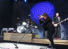 Since early July, Collective Soul has traveled the country with the Goo Goo…