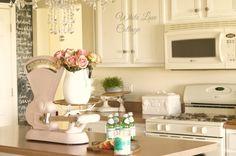 Repurposing Vintage Treasures - White Lace Cottage