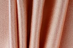 Britex Fabrics - Antique Apricot Gleaming Mock Crepe (Made in Italy) - New!