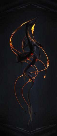 Serpentine by Tapwing.deviantart.com on @DeviantArt
