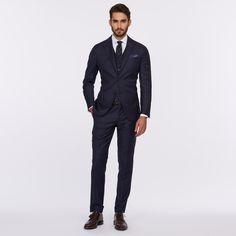 Daniel Cremieux Silver Label Suit – Navy