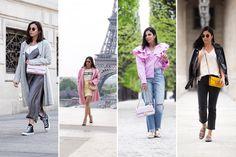 Paris Outfit Recap