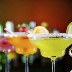 Say Cheers to Summer with these Citrus Cocktails