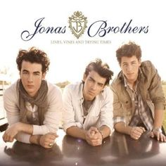 Lines, Vines, and Trying Times - Jonas Brothers CD