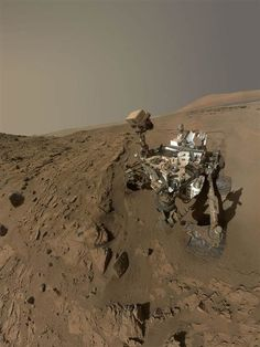 NASA's Curiosity Mars Rover Is Showing Its Age, but That's Not All Bad - NBC News