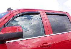 Auto Ventshade 194557 in-Channel Ventvisor Side Window Deflector 4-Piece Set for 2016-2018 Honda Pilot