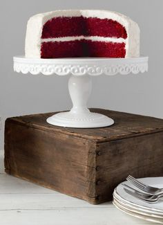 This is an old-fashioned icing, also called boiled-milk frosting The results are as light as whipped cream but with much more character It was the original icing for red velvet cake.
