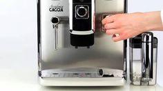 Gaggia Accademia review espressomachine