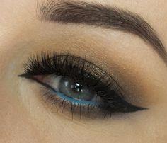 Gold Obssesion Makeup Tutorial - Makeup Geek