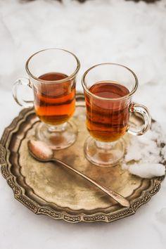 Dolce Fooda: Warm Slivovitz a.k.a Shumadian Tea