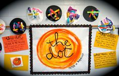 In the Art Room: Dot Day Ideas!