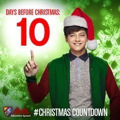 10 #DaysTilChristmas! :) #ChristmasCountdown2014