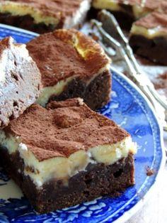 Browniecheesecake
