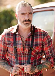 Hyperion Flannel Shirt