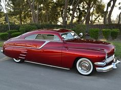 One cool 1950 Merc Hot Rod------------------------ *Repin by Tburg*