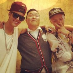 Good time with PSY