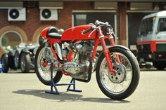 Ducati bevel single