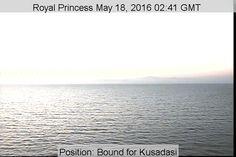 Royal Princess Bridge Cam