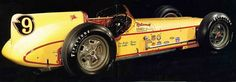 Love Indy's roadster era.
