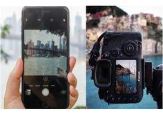 iPhone 7 mi ? Slr Profesyonel Fotoğraf Makinesi mi ?