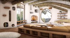 Beyond Biotecture. The Evolution of Earthships (EcoKnowme) — Steemit
