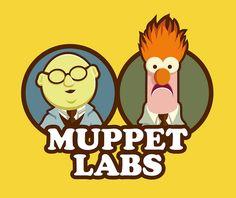 Muppet Labs by Jerrod Maruyama, via Flickr