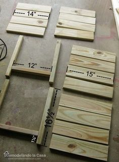 DIY - How to build these wooden planters - An easy beginners project.