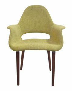 Replica Eames/Saarinen Organic Chair – Dijon