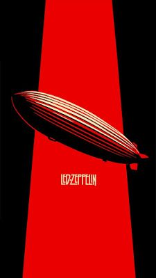 Led Zeppelin iPhone Wallpapers