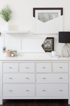 Best Ikea Hemnes Dresser Guest Bedroom Update Guest Bedrooms 640 x 480