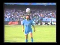 #Fútbol La magia de Maradona