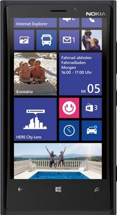 Nokia Lumia 920 RM-820 32GB AT&T Unlocked GSM 4G LTE Windows 8 OS Smartphone - Black - For Sale Check more at http://shipperscentral.com/wp/product/nokia-lumia-920-rm-820-32gb-att-unlocked-gsm-4g-lte-windows-8-os-smartphone-black-for-sale-2/