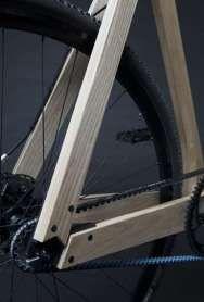 Houten fiets 4 - De mooiste houten fiets ooit, is Nederlands! - Manify.nl