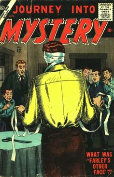 Scott's Classic Comics Corner: My Top 13 Bill Everett Horror Covers | Comics Should Be Good! @ Comic Book ResourcesComics Should Be Good! @ Comic Book Resources