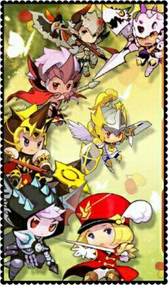 Seven Knights Chibi
